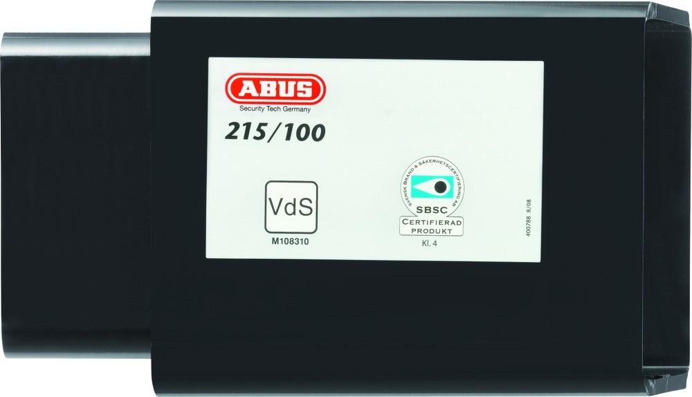 ABUS 215/100 + 37RK/70HB100