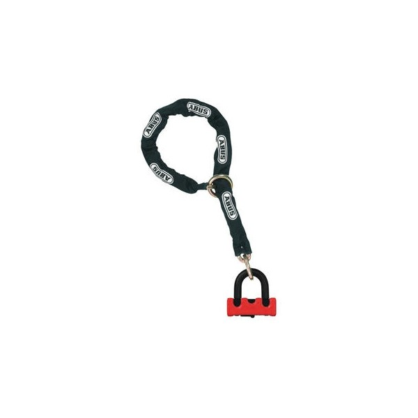 ABUS 67/105HB50 red + 10KS120 black loop GRANIT Power XS