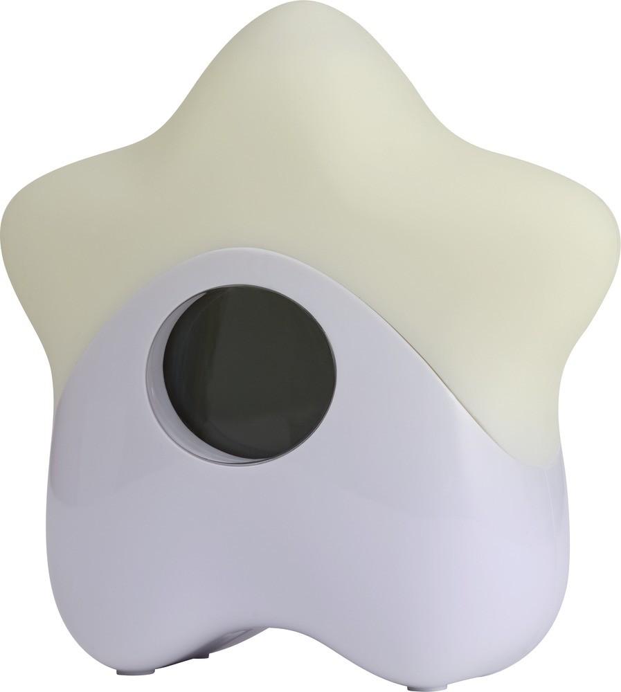 JC8650 LILY Noční osvětlení s teploměrem