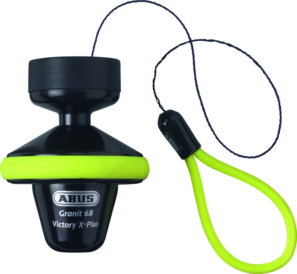 ABUS 68 yellow roll up GRANIT Victory XPlus
