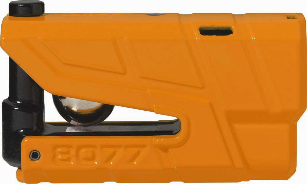 ABUS 8077 Granit Detecto X Plus Orange