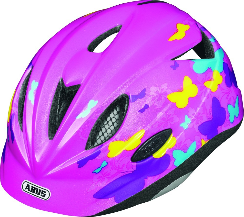 ABUS Rookie butterfly pink - Rookie butterfly pink S