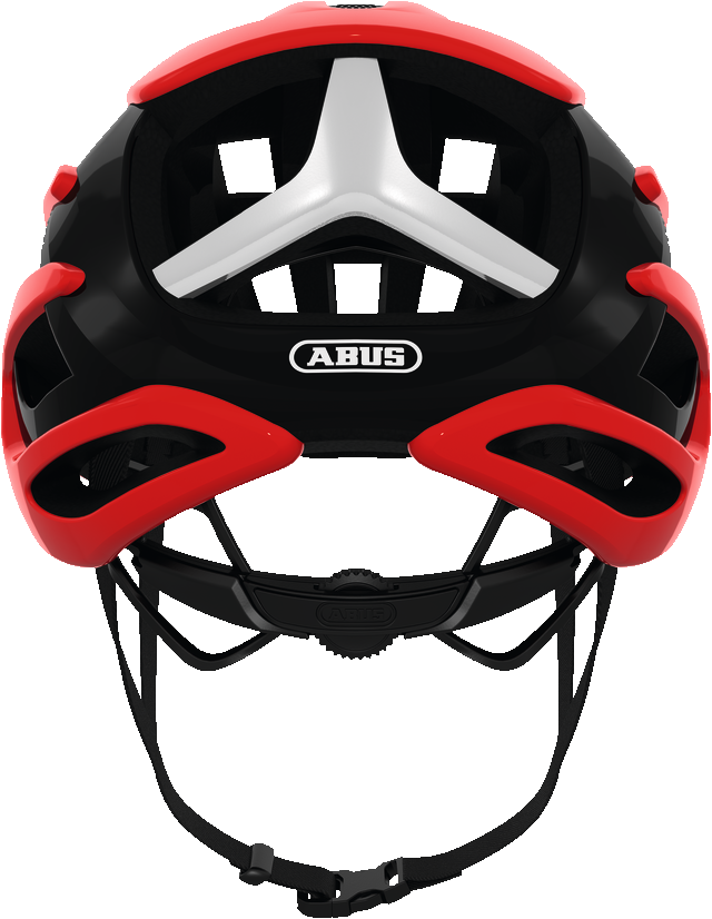ABUS AirBreaker blaze red - AirBreaker blaze red M