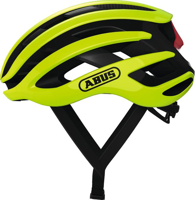 ABUS AirBreaker neon yellow - AirBreaker neon yellow M