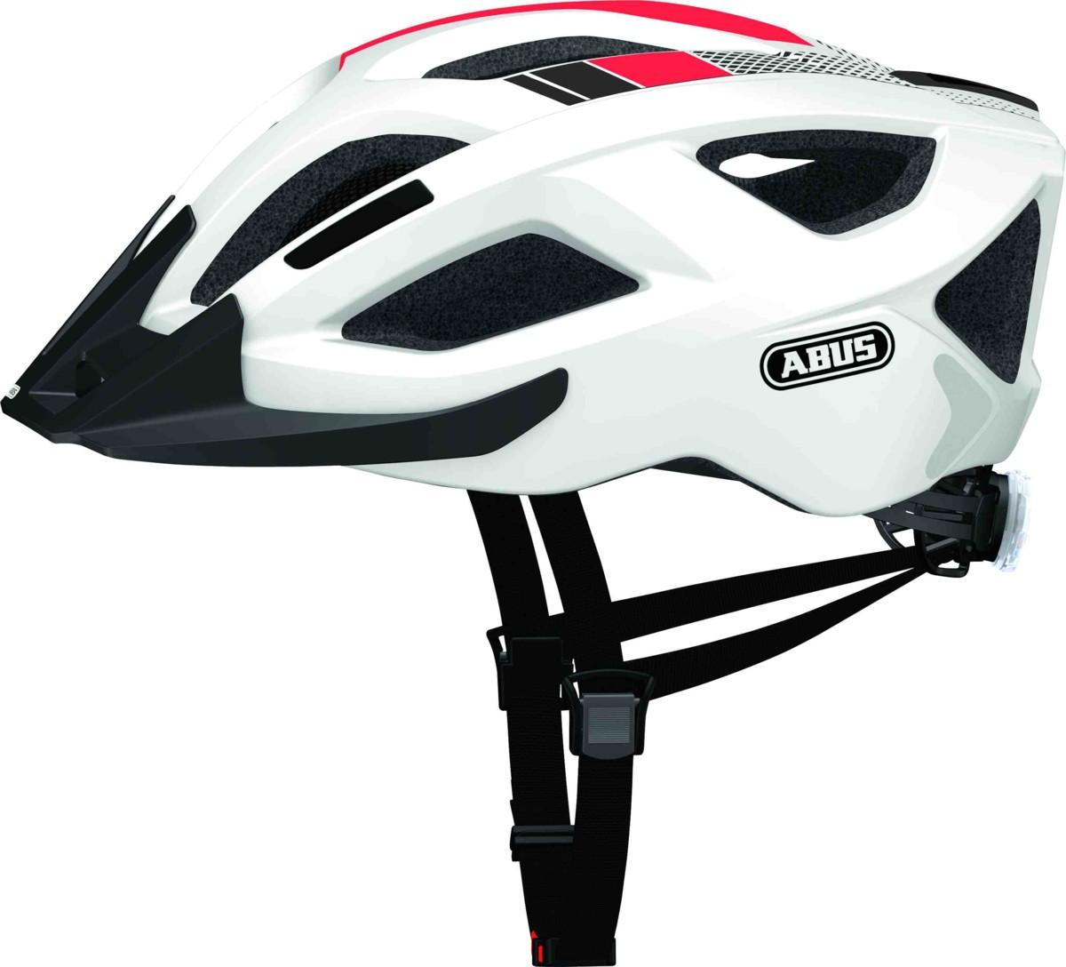 ABUS Aduro 2.0 race white - Aduro 2.0 race white M