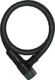 ABUS 6615K/85/15 black SCLL Microflex