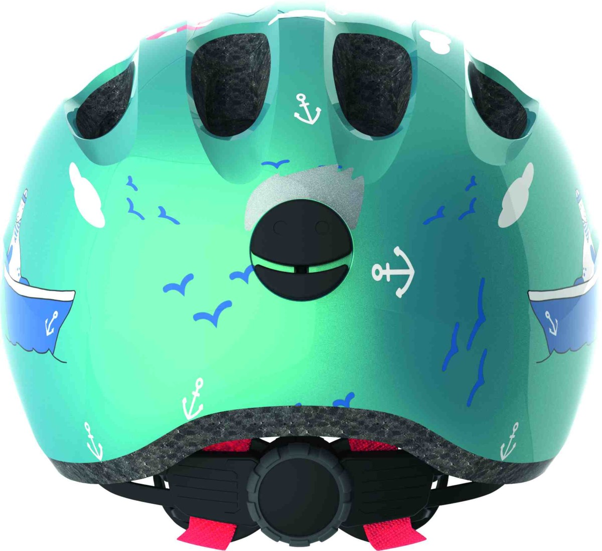 ABUS Smiley 2.0 turquoise sailor - M - 2021