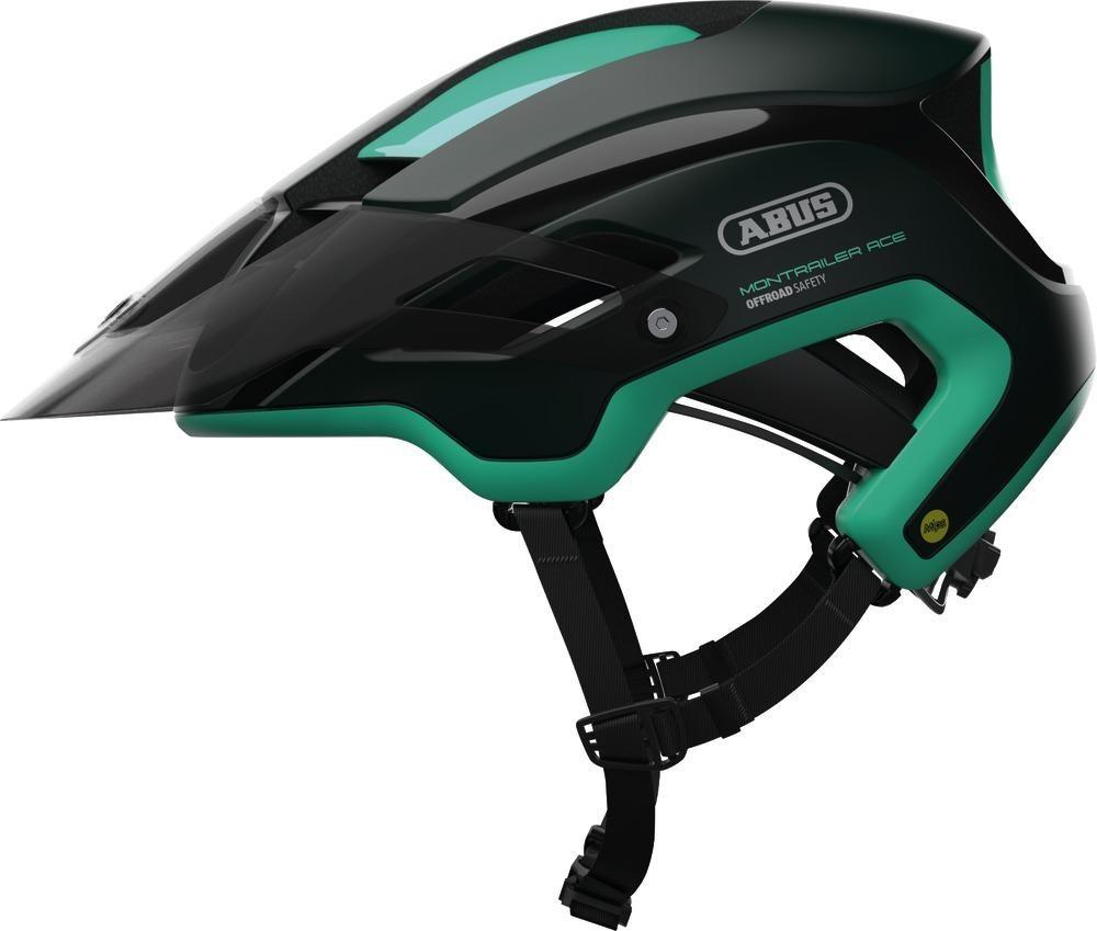 MonTrailer ACE MIPS smaragd green - MonTrailer ACE MIPS smaragd green L