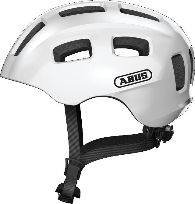 ABUS Youn-I 2.0 pearl white - Youn-I 2.0 pearl white S