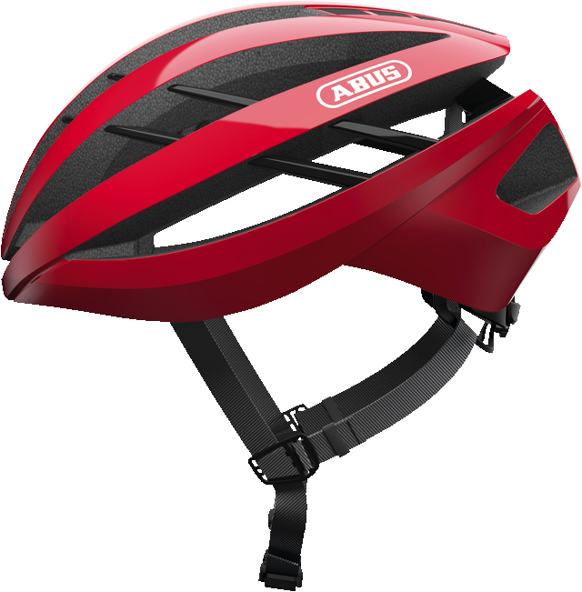 ABUS Aventor racing red - Aventor racing red S