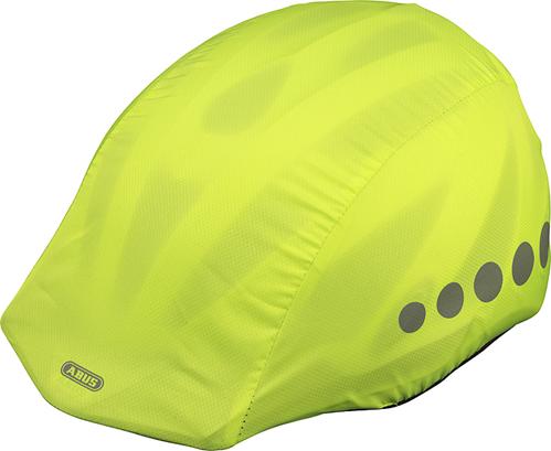 ABUS Pláštěnka na přilbu Yellow