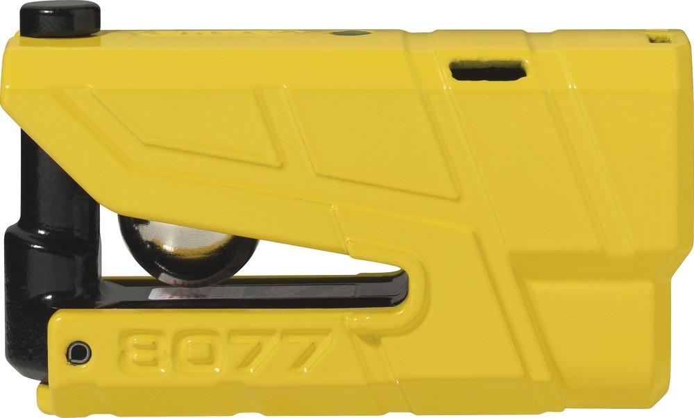 ABUS 8077 Granit Detecto X Plus Yellow