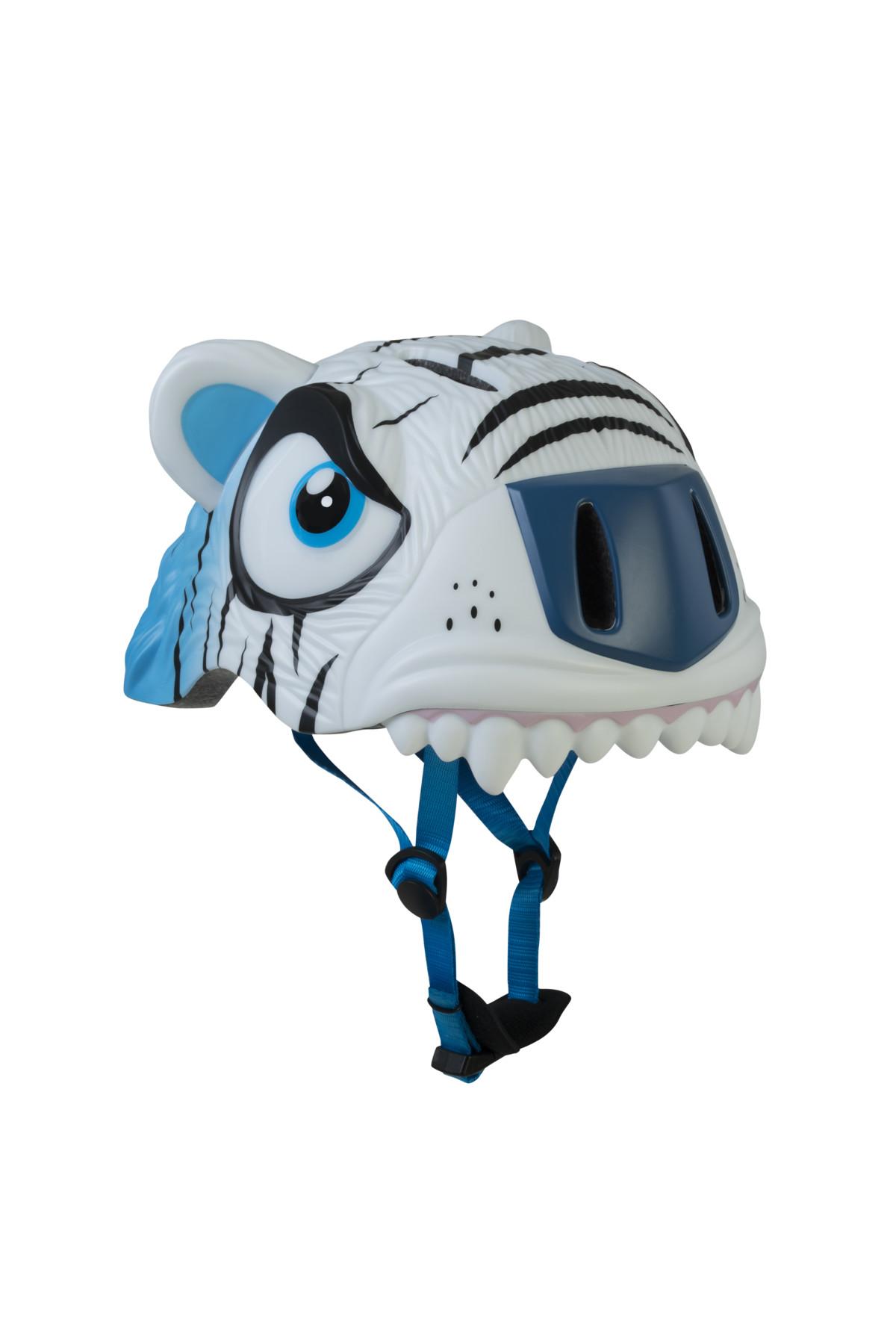 Přilba White Tiger