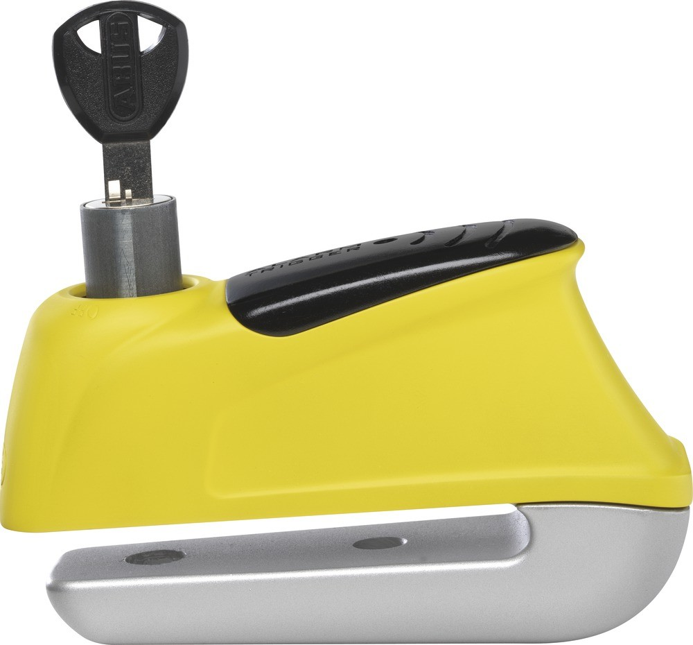 ABUS 350 Trigger Alarm Yellow
